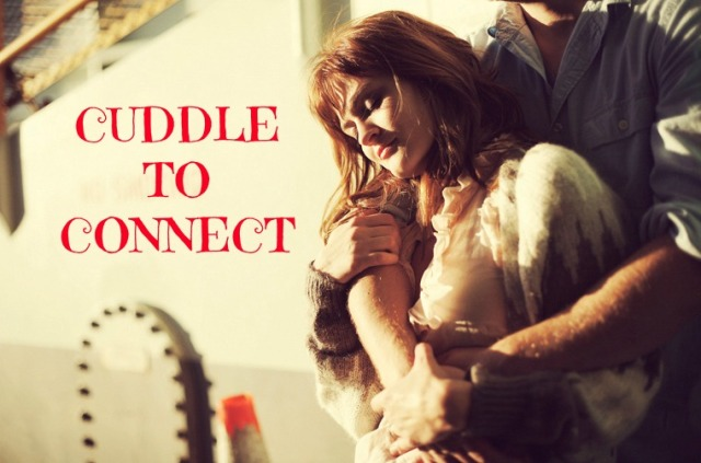 CuddleToConnect